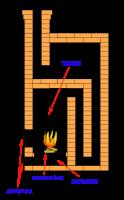 печь колосниковая - схема